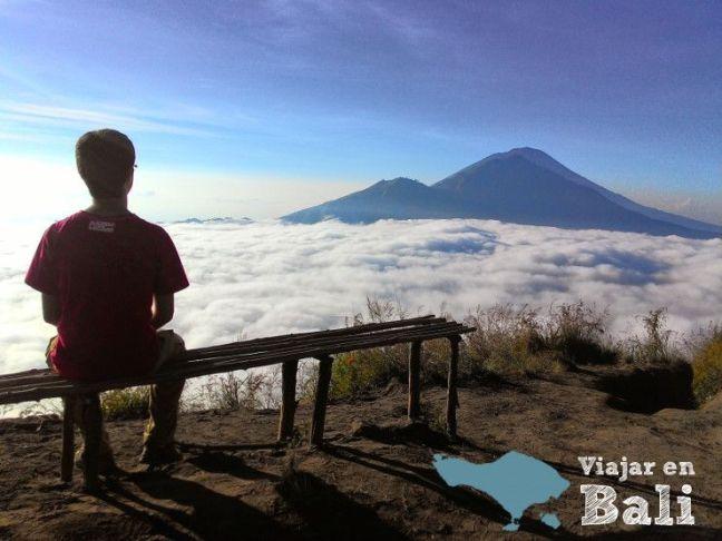 Presupuesto subir al volcán batur