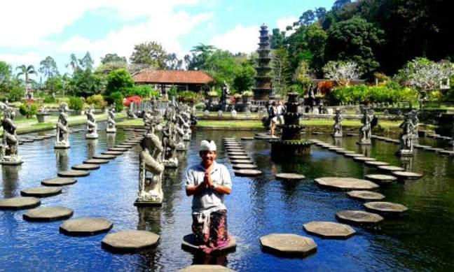 Guía español en Bali - Mario