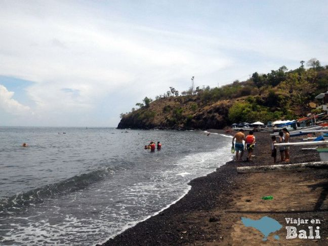 snorkling Playa Amed - Bali