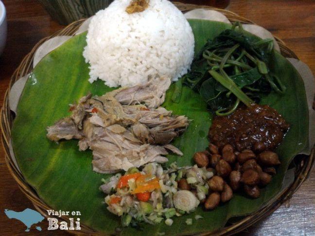 comer Bebek Betutu Negara Bali