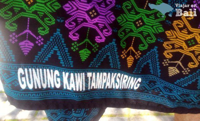 Visita Templo Gunung Kawi Ubud Bali