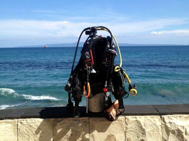 consejos buceo en Bali