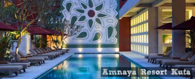hotel Amnaya Resort Kuta
