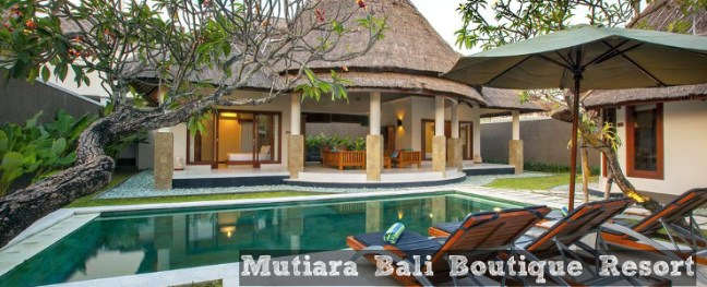 Mutiara Bali Boutique Resort & Villa