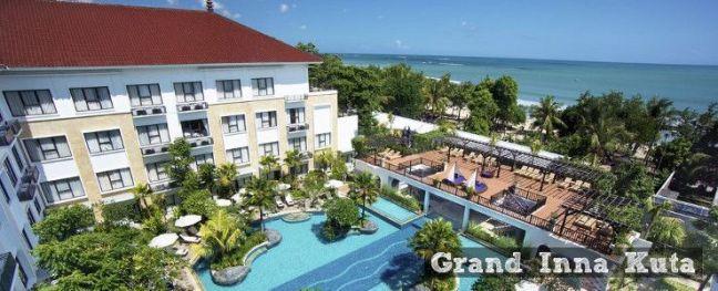 Hotel Grand Inna Kuta