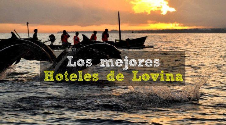 Los mejores hoteles de Lovina