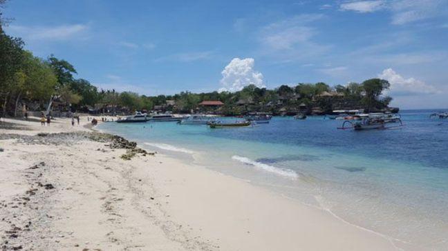 Playa Mushroom Nusa Lembongan