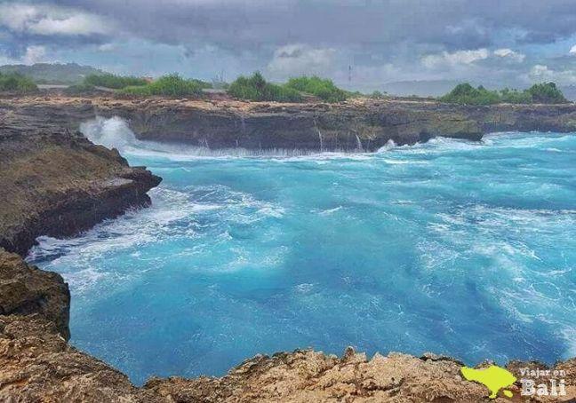 Acantlado Devil Stears en Nusa Lembongan
