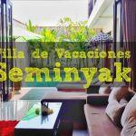 Villa de vacaciones para familia o grupos (Seminyak)