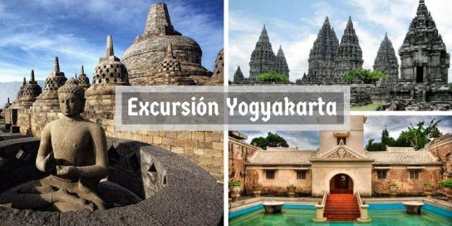 excursión con guía español en Yogyakarta