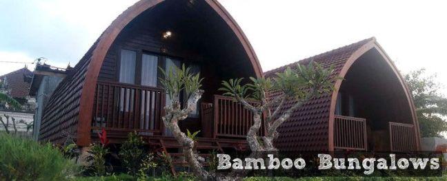 Hotel Bamboo Bungalows Nusa Penida