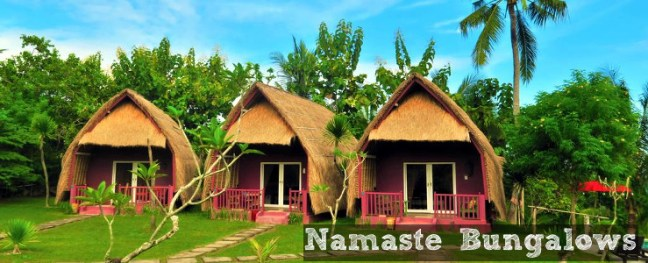 hotel Namaste Bungalows Nusa Penida