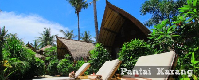 hotel Pantai Karang Gili Trawangan