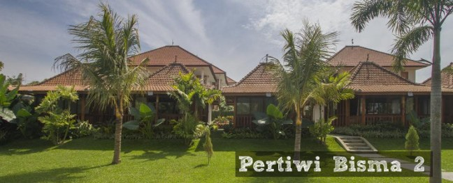 Hotel Pertiwi Bisma 2 Ubud