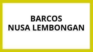 Barcos a Nusa Lembongan