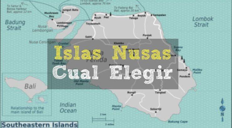 Islas Nusas