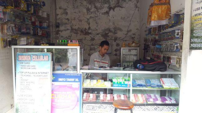 donde comprar sim card local en Bali
