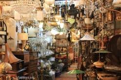 Tienda de lámparas en Mercantic