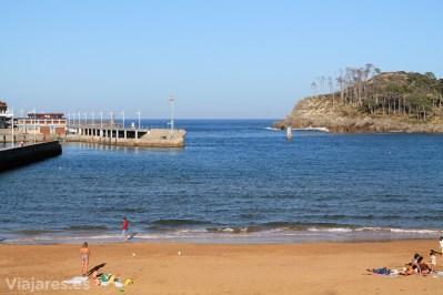 Playa de Isuntza