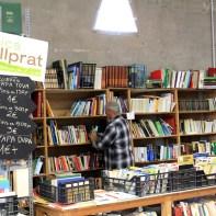 Almacén de libros en Bellprat