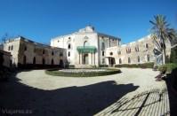 Antiguo palacio de la familia Desvalls