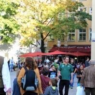 Recorriendo Múnich con niños