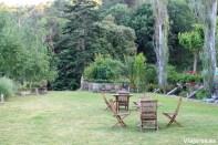 Jardines de la casa rural Can Rosich