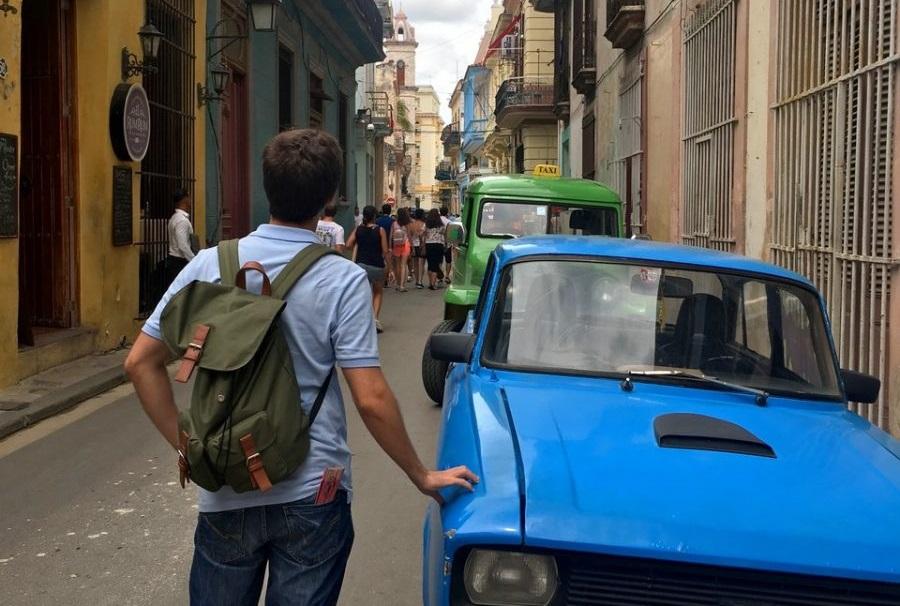 Pateando La Habana Vieja