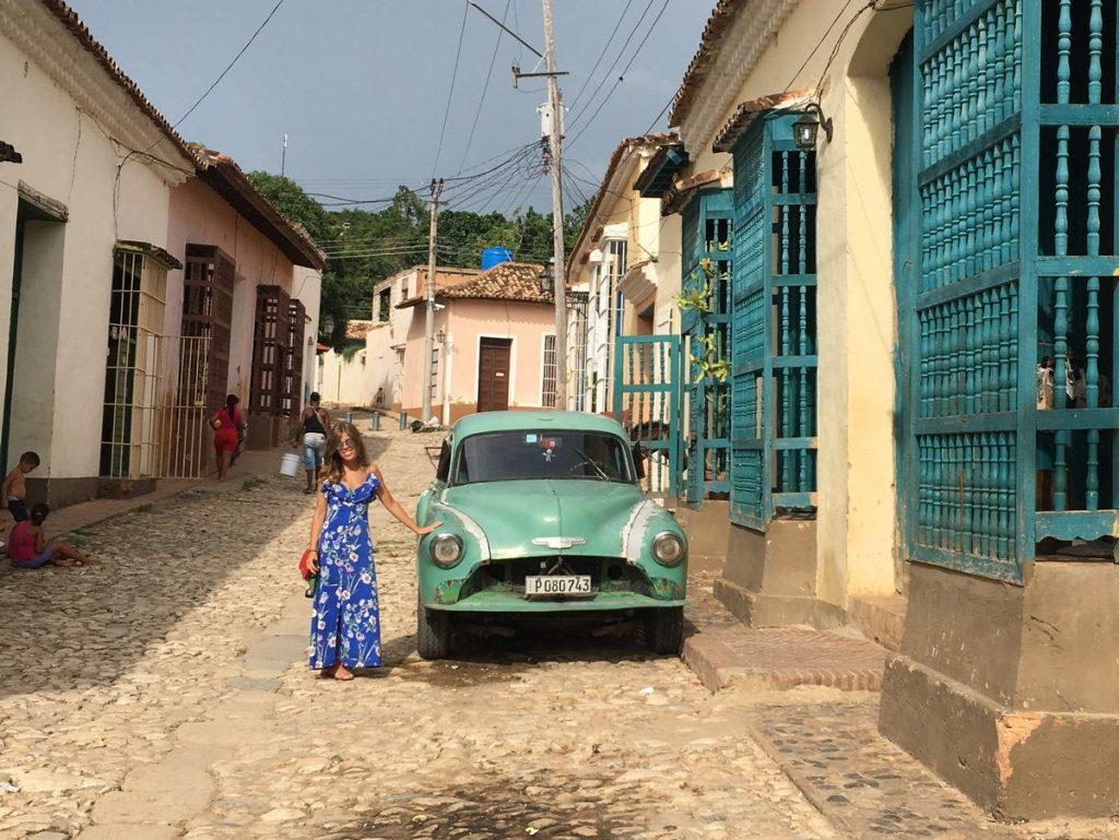En Trinidad, una ciudad colonial parada en el tiempo
