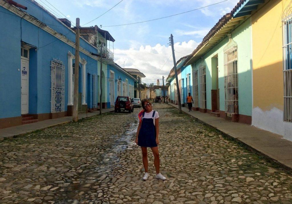 Trinidad, una parada obligatoria en toda ruta por Cuba