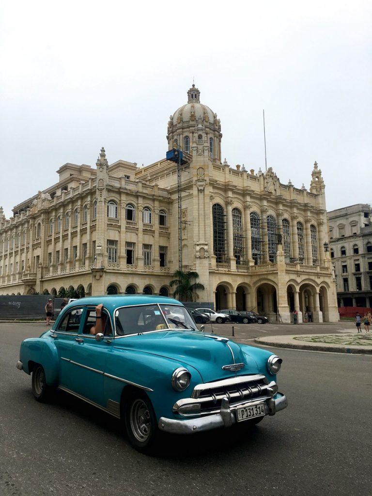 El museo de la Revolución de La Habana