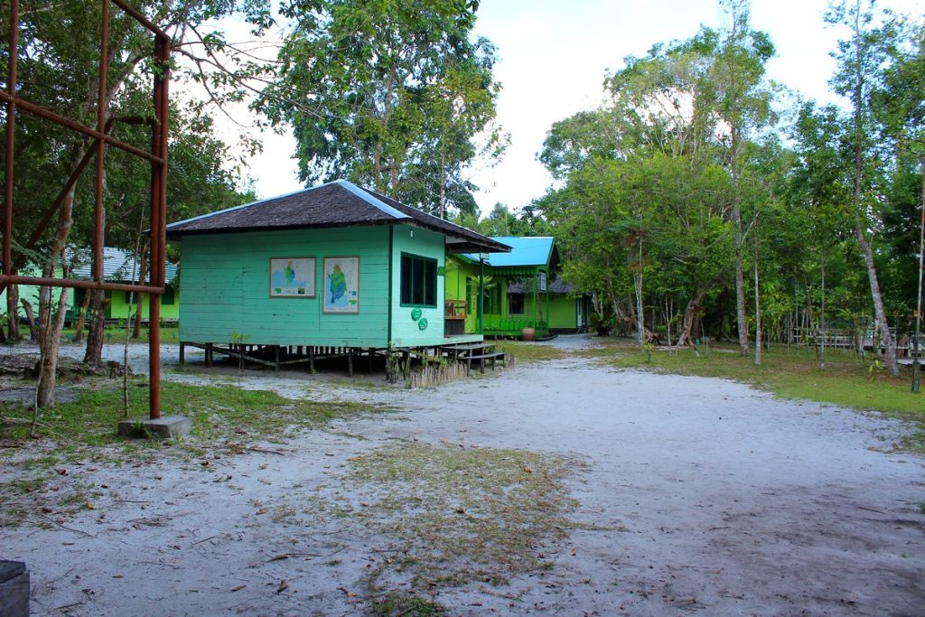 Caseta del Camp Tanjung Harapan
