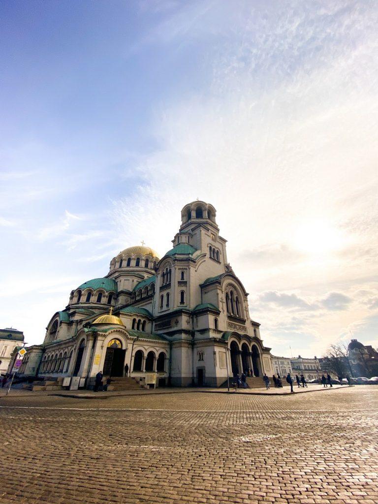 La Catedral de Alejandro Nevski en Sofía