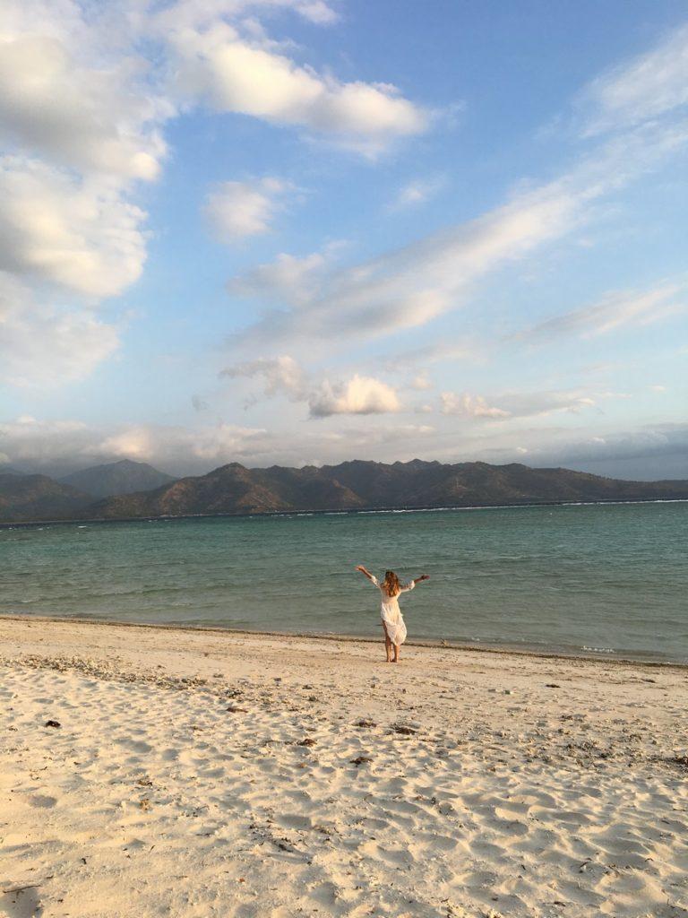 Las paradisíacas playas de Gili Air