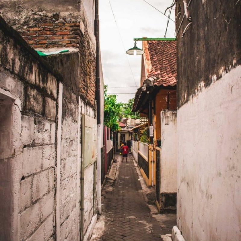 Callejeando por las calles de YogyakartaCallejeando por las calles de Yogyakarta