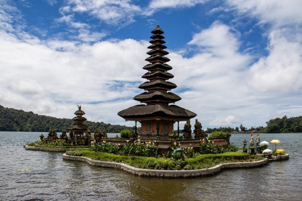 Viaje a Bali por zonas: Pura Ulun Danu Bratan