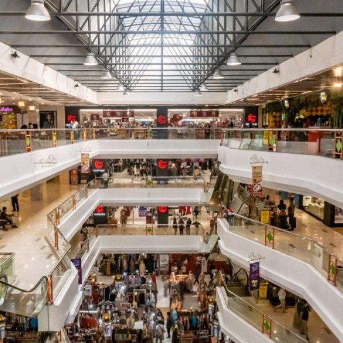Centro comercial de Yogyakarta
