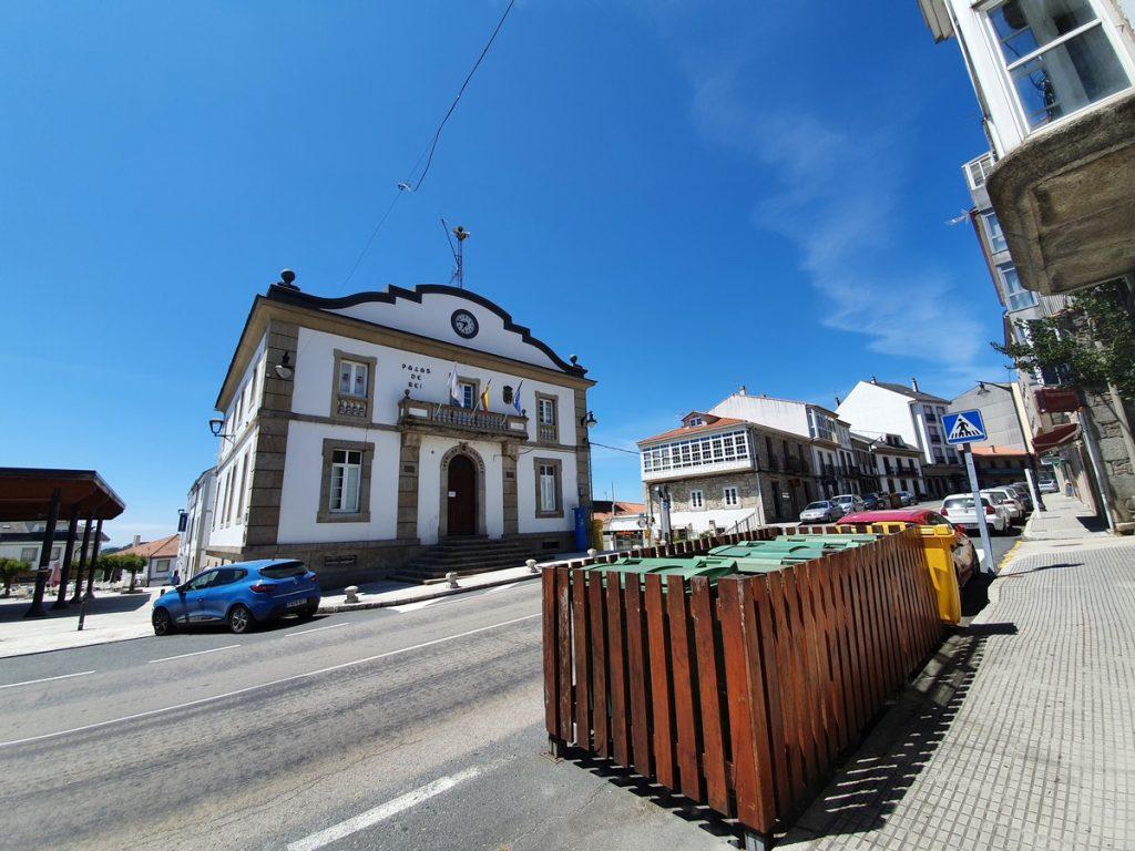 El ayuntamiento de Palas de Rei