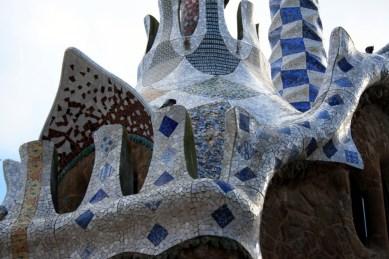 Gaudi Parque Güell 16