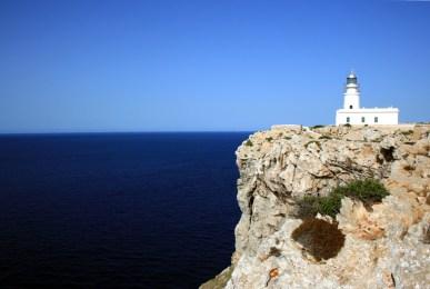 Menorca 09 Faro de Caballería