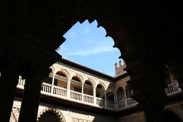 Los Reales Alcázares de Sevilla 06
