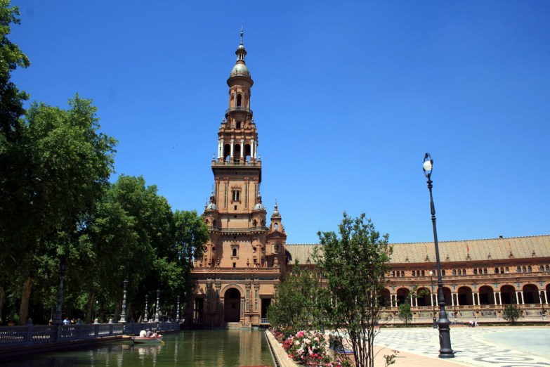 Plaza de España 08