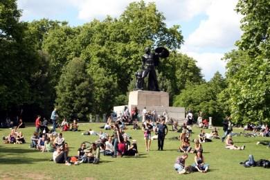 Parques londinenses 11