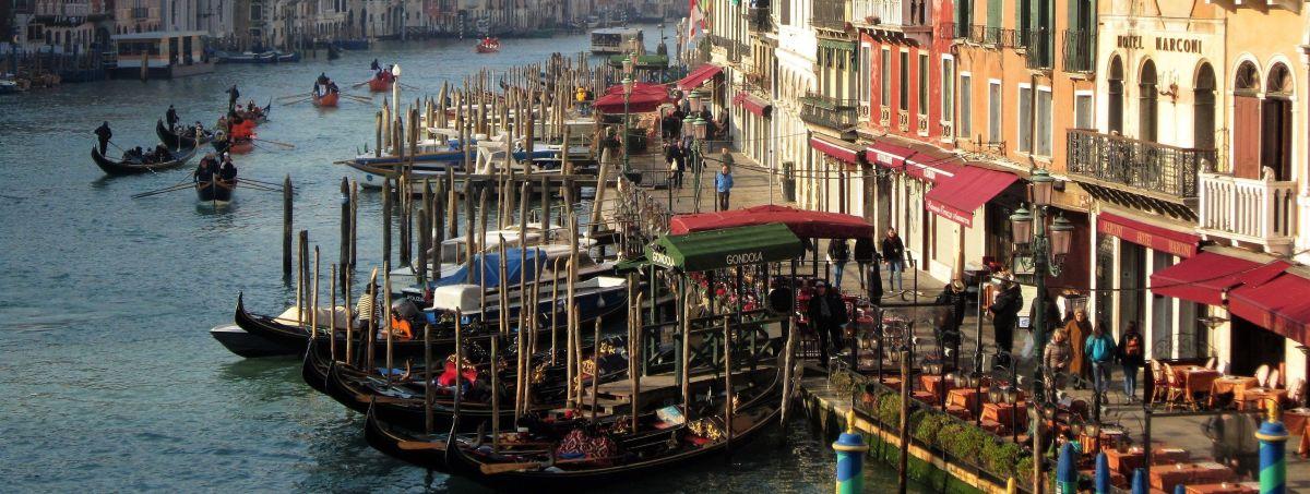 La librería Acqua Alta de Venecia