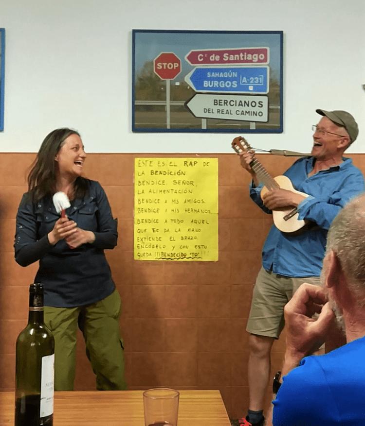 Cantando en Bercianos