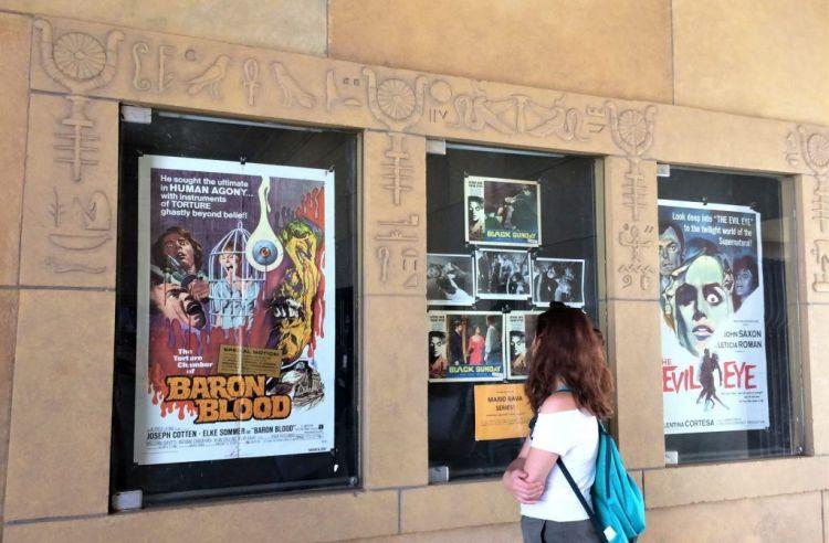 Carteles Teatro Egipcio