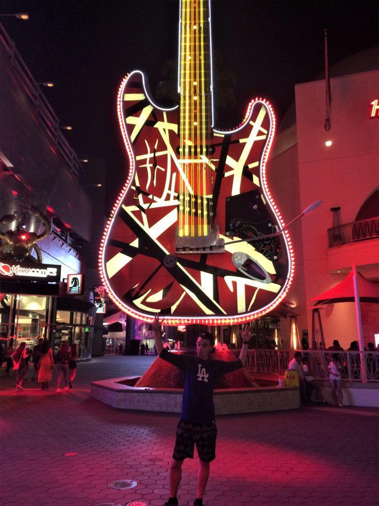 Hard Rock Universal Citywalk