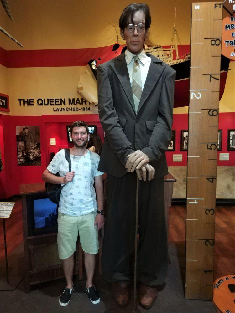 Hombre más alto del mundo