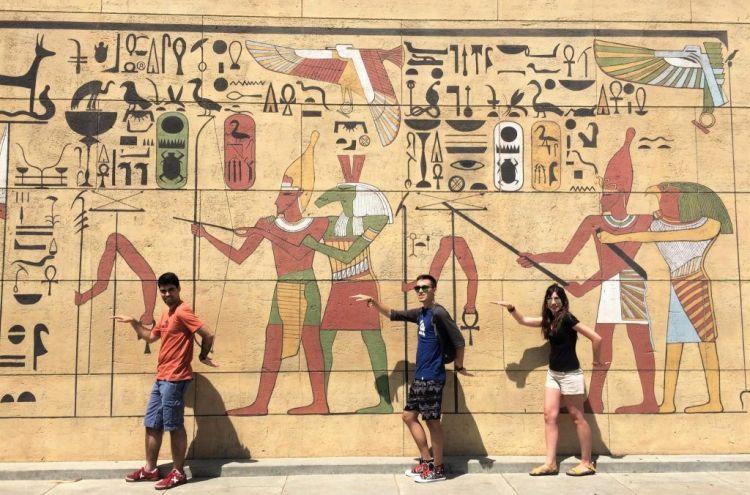 Teatro Egipcio