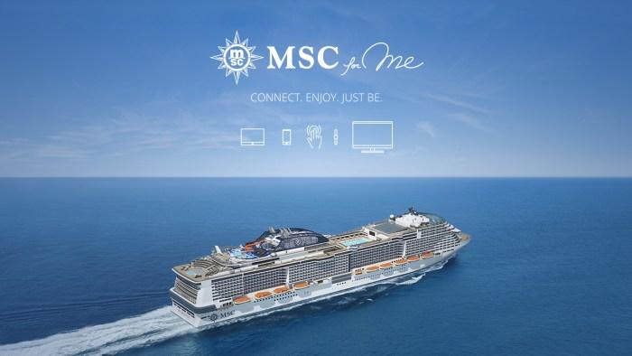 MSC Cruzeiros revelou 1142b00b4c309